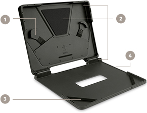 Étui de protection Air Shield pour Chromebook