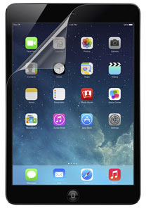 TrueClear Transparent Screen Protector for iPad Air