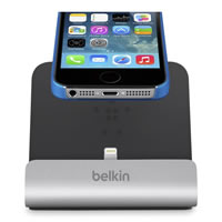 Belkin Express Dock for iPad - EASILY ADJUSTS TO FIT YOUR CASE