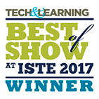 Store and Charge Go - Ganador del galardón Best of Show de ISTE 2017