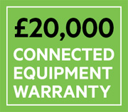 Belkin BSV400 4 Outlets 2M Surge Protection Strip, £20 000 Connected Equipment Warranty