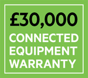 Belkin BSV603 6 Outlets 2M Surge Protection Strip, £30 000 Connected Equipment Warranty