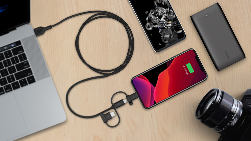 CHARGE AND SYNC EVERY DEVICE