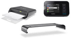 KVM solution with accessories