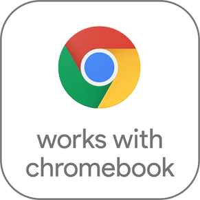 Works With Chromebook 배지