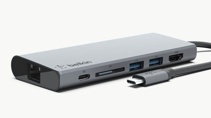Belkin USB-C™ Multimedia Hub