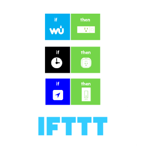 Works with IFTTT
