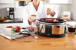 Crock-Pot features
