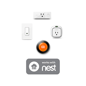 Works with Nest Products