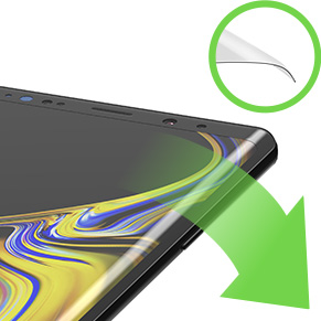 Curved Screen Protection