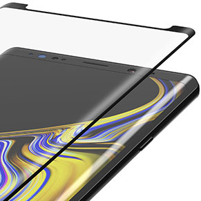 SCREENFORCE™ TemperedCurve Screen Protection for Samsung Galaxy Note9