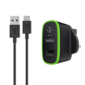 Belkin USB-C Cable + Home Charger