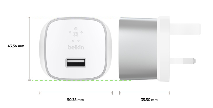 BOOST↑UP Home Charger diagram