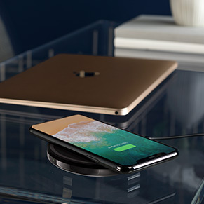 Key Features of the BOOST↑UP™ Wireless Charging Pad