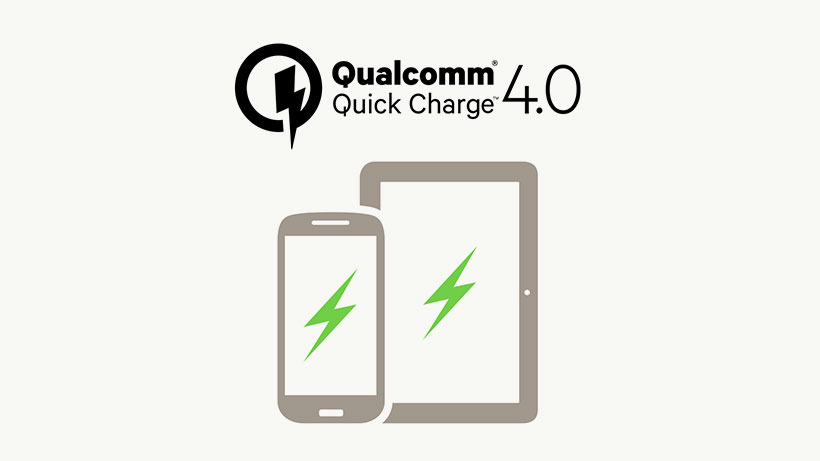 Tecnologia Quick Charge 4+ di Qualcomm