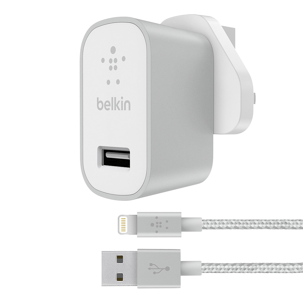 Universal Home Charger with Lightning Cable