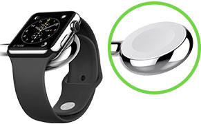 Base de carga Watch Valet™ de Belkin para Apple Watch