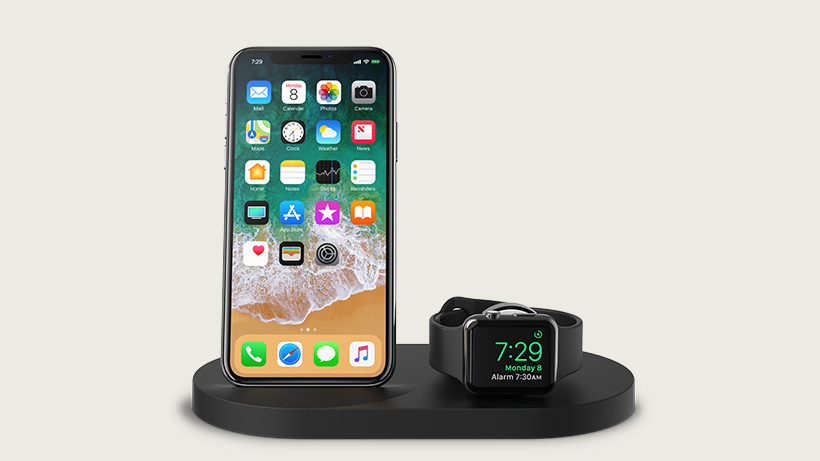 BOOST↑UP Wireless Charging Dock