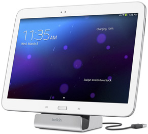PowerHouse™ Micro-USB Dock XL for Android Tablets