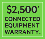 Connected Equipment Warranty