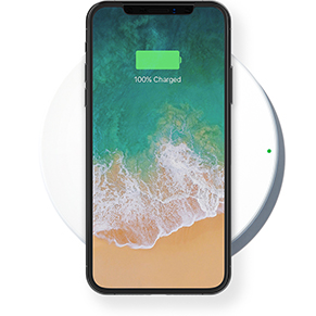 Belkin TemperedCurve screen protection for iPhone X