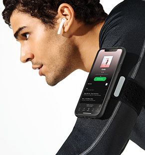 Fitness-armband voor de iPhone X