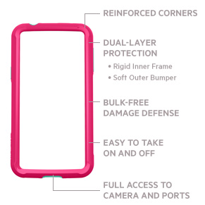 AIR PROTECT™ Grip Bumper Protective Case for GALAXY S5