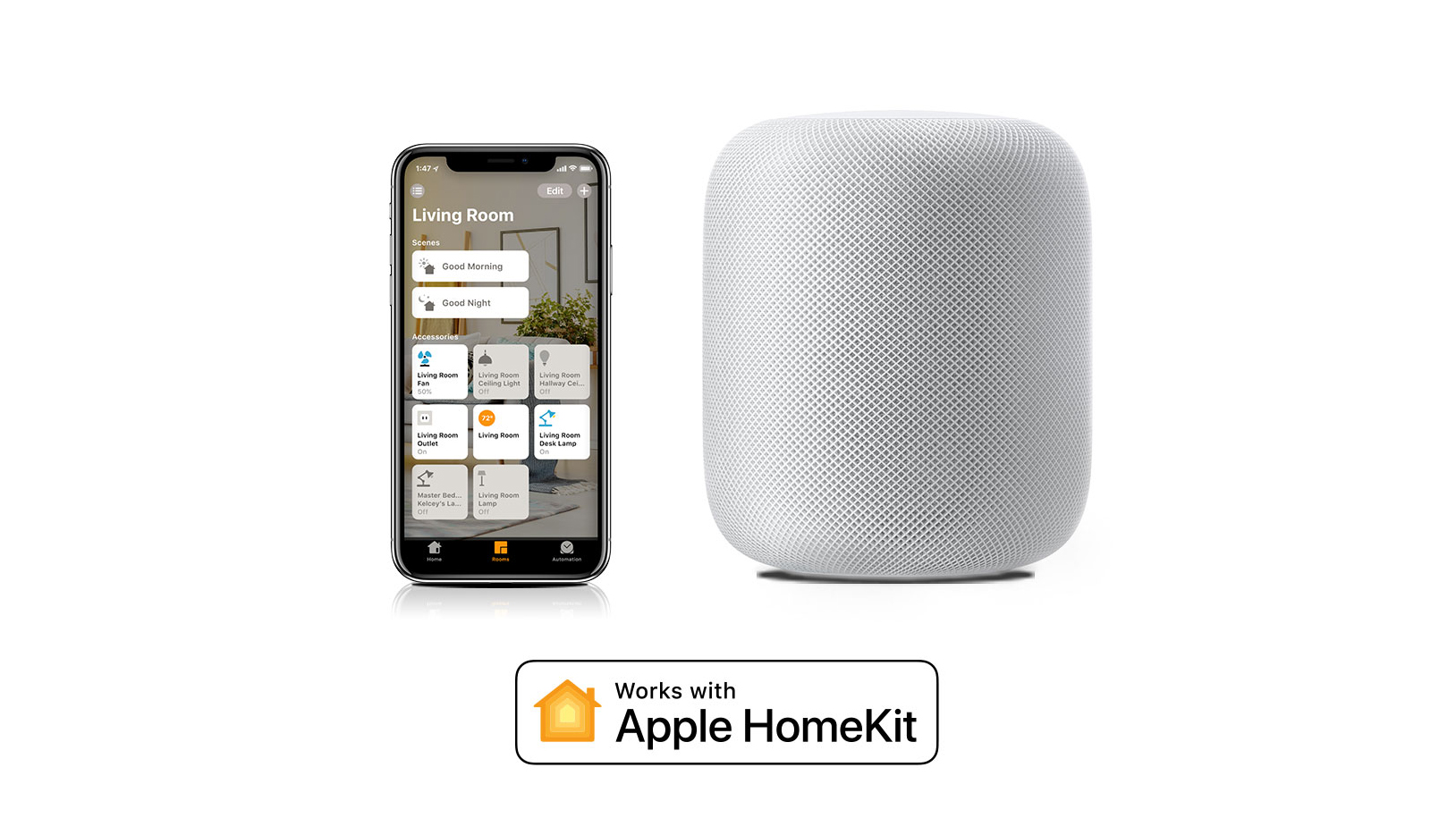 Apple Homekit product line