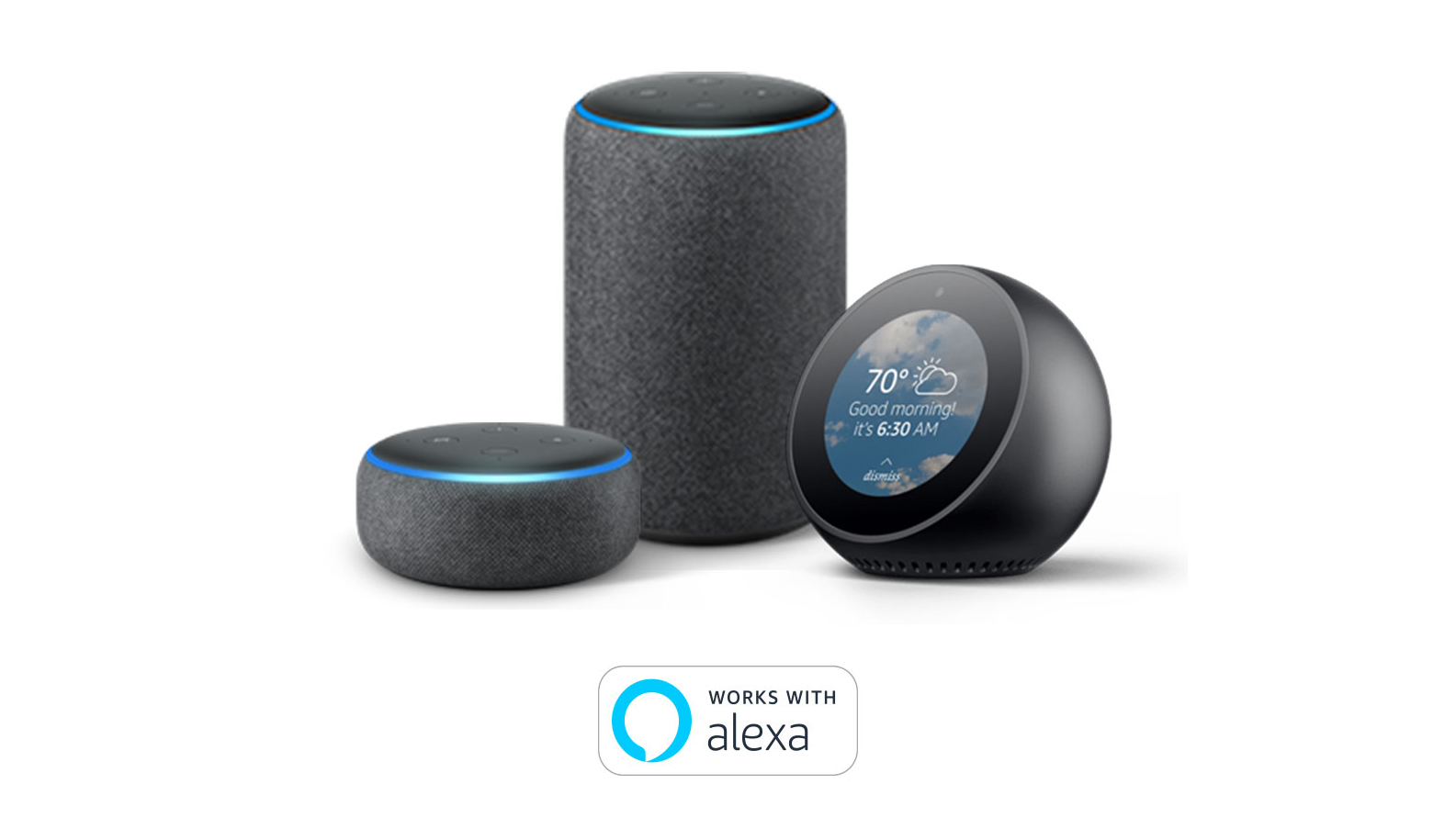 Amazon Alexa product line