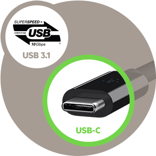 USB-C is la actualización del USB 2.0