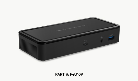 Station d'accueil Thunderbolt 2 Express Dock HD de Belkin