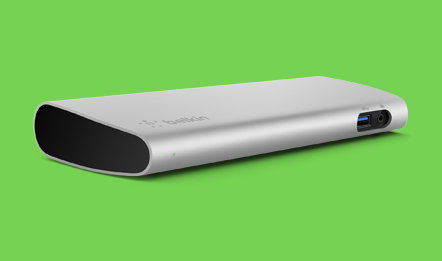 Belkin Thunderbolt 3 Express Dock HD