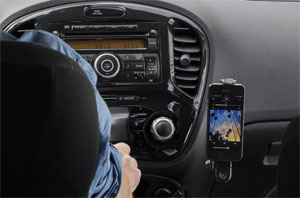 TuneBase Hands-Free AUX