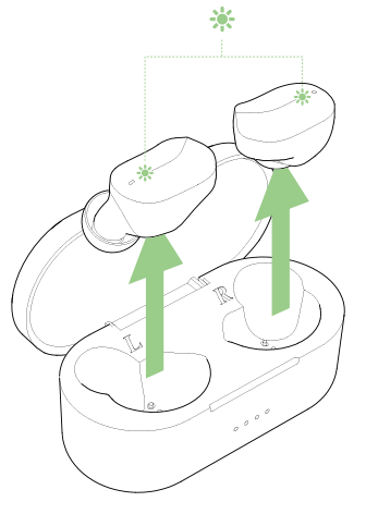 Belkin Official Support - How To Pair The Belkin SOUNDFORM™ True Wireless  Earbuds, AUC001