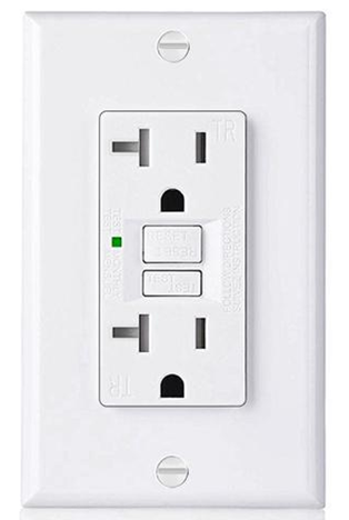 Of protected outlet gfci types Does Your